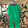 Christmas Elf all-in-one back