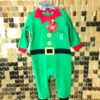 Christmas Elf all-in-one front
