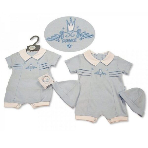My Little Chick Romper with hat